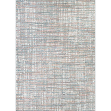 Falmouth Indoor Outdoor Rug - Ivory/Coral