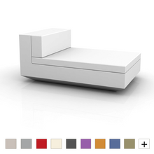 Vela Sectional Sofa Armless Chaise Lounge