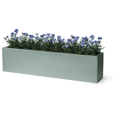 Geo Windowbox Modern Planter