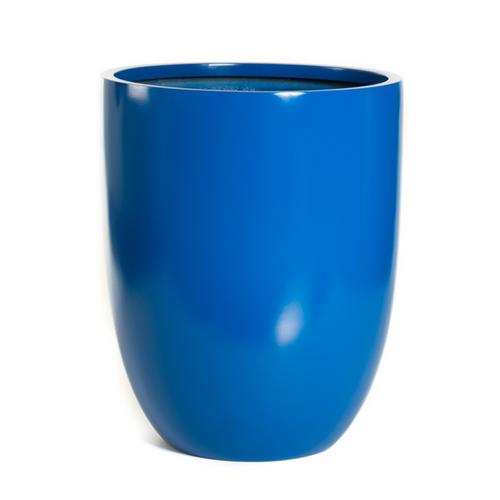 Vases Fiberglass Modern Patio Planter
