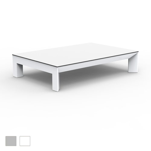 Frame Aluminum Coffee Table