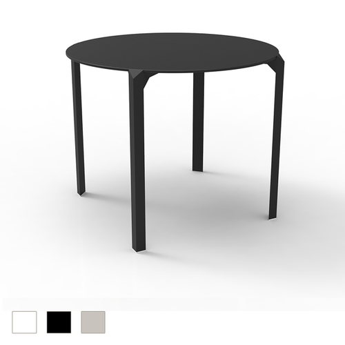 Quartz Round Dining Table (Set of 2)