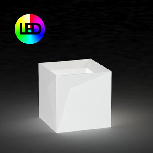 Faz Illuminated Cubo Planter