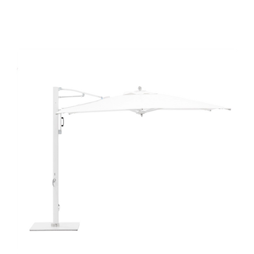 10' Square Cantilever Tilt Umbrella