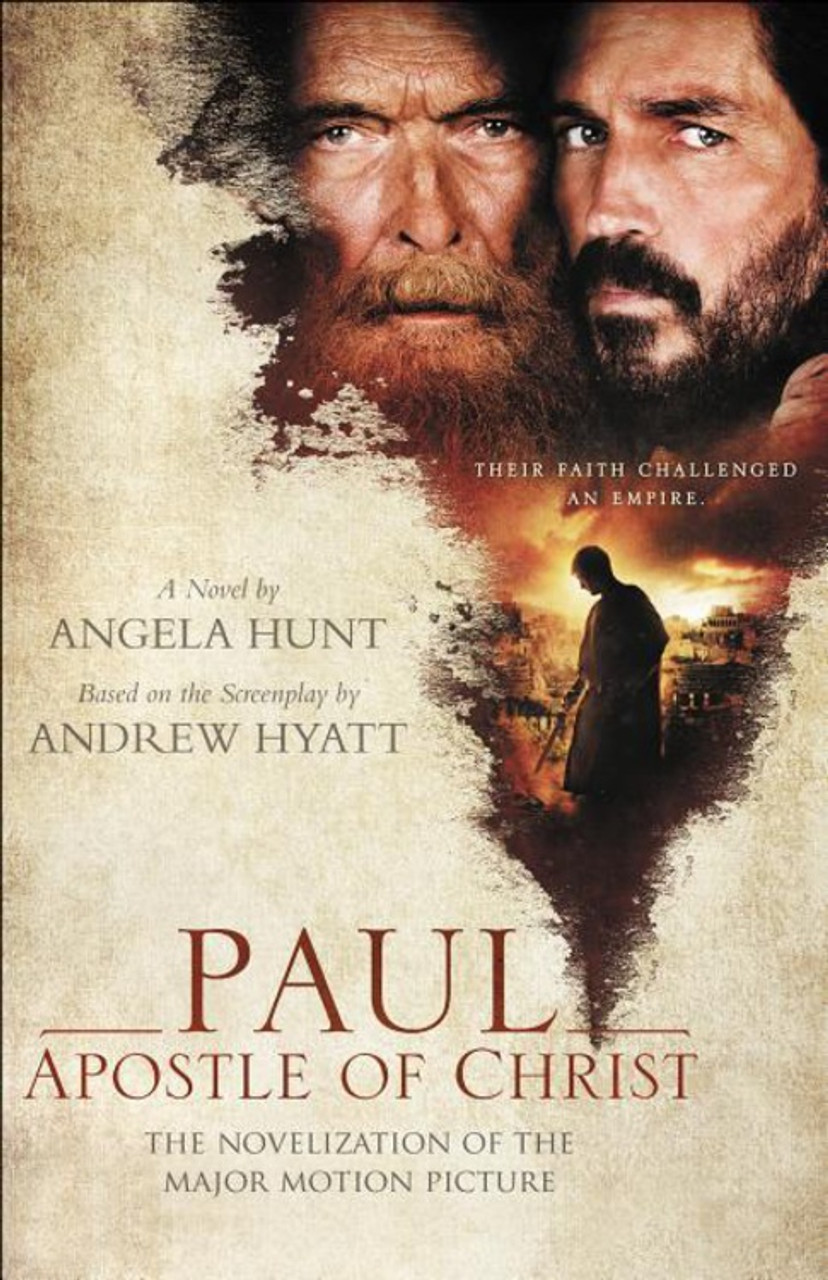 Résultats de recherche d'images pour « Paul, Apostle of Christ: The Novelization of the Major Motion Picture »