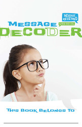 [Message Received VBS] Message Decoder (Booklet): For Ages K-5
