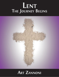 Lent - The Journey Begins (eResource): Reproducible Two-Page Flyer