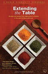 Extending the Table: Recipes and stories from Afghanistan to Zambia in the spirit of More-with-Less