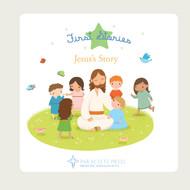 Jesus's Story (Board book)