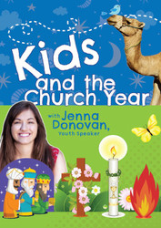 Kids and the Church Year (DVD)