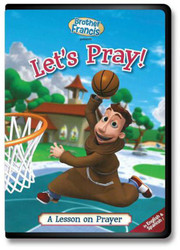 [Brother Francis DVDs] Let's Pray (DVD)