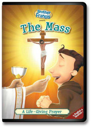 [Brother Francis DVDs] The Mass (DVD)