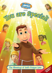 [Brother Francis DVDs] You Are Special! (DVD): The Blessings of God's Unique Love