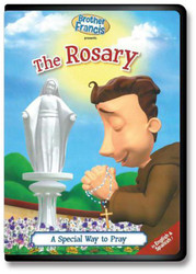 [Brother Francis DVDs] The Rosary (DVD)