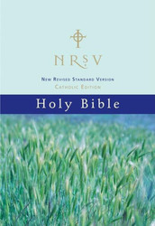 New Revised Standard Edition Bible (Cloth Hardcover): NRSV - Catholic Edition