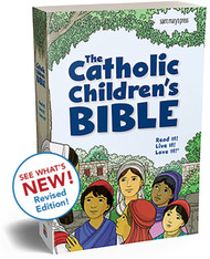 The Catholic Children's Bible - Paperback: Second Edition