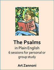 The Psalms - a Bible Study in Plain English (eResource)