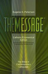 The Message - Catholic/Ecumenical Edition: Hardcover