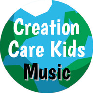 [Creation Care Kids] Creation Care Kids Music (CD)