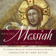Handel's Messiah (CD)