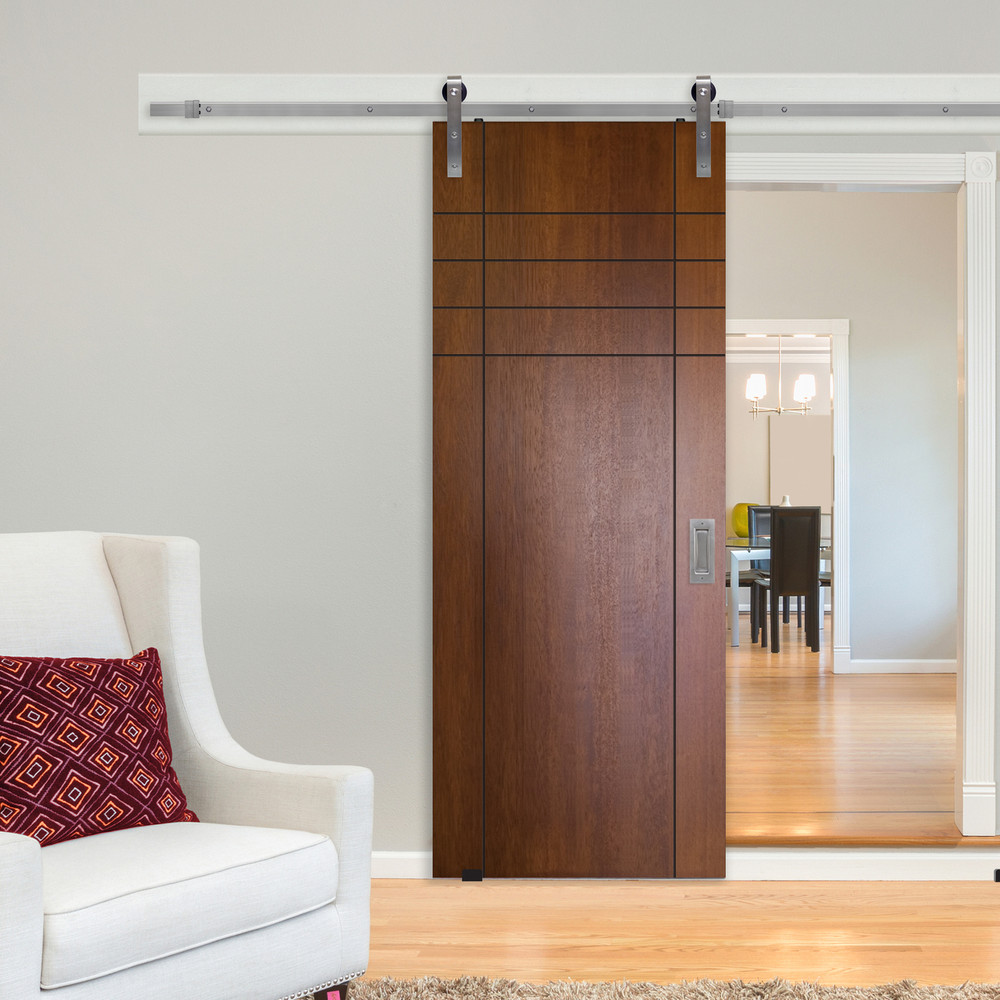 Fleetwood Modern Sliding Barn Door