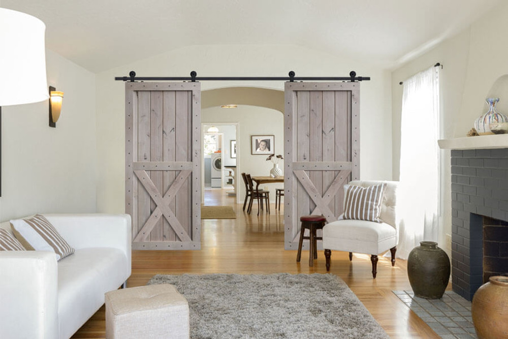 Open Up Your Cozy Home with These Small Space Hacks - BarnDoorz.com