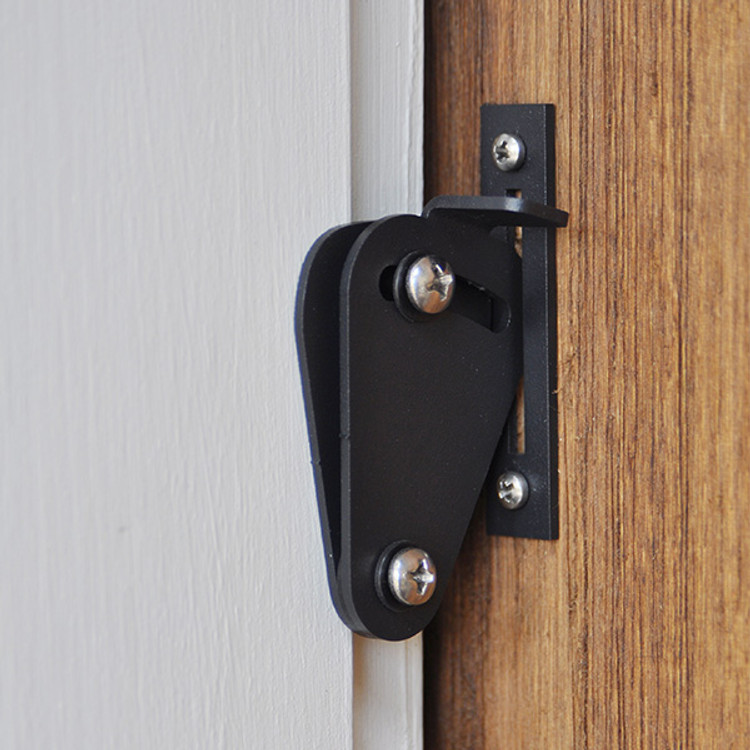 Leave a Review & Rolling Barn Door Privacy Lock