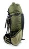 Seek Outside Divide 4500 Ultralight Backpack Left Profile Green