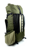 Seek Outside Divide 4500 Ultralight Backpack Green Left Quarter