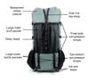 Divide  4500 Ultralight Backpack - Gray