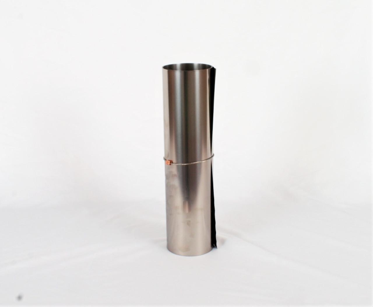 Titanium Stove Pipes