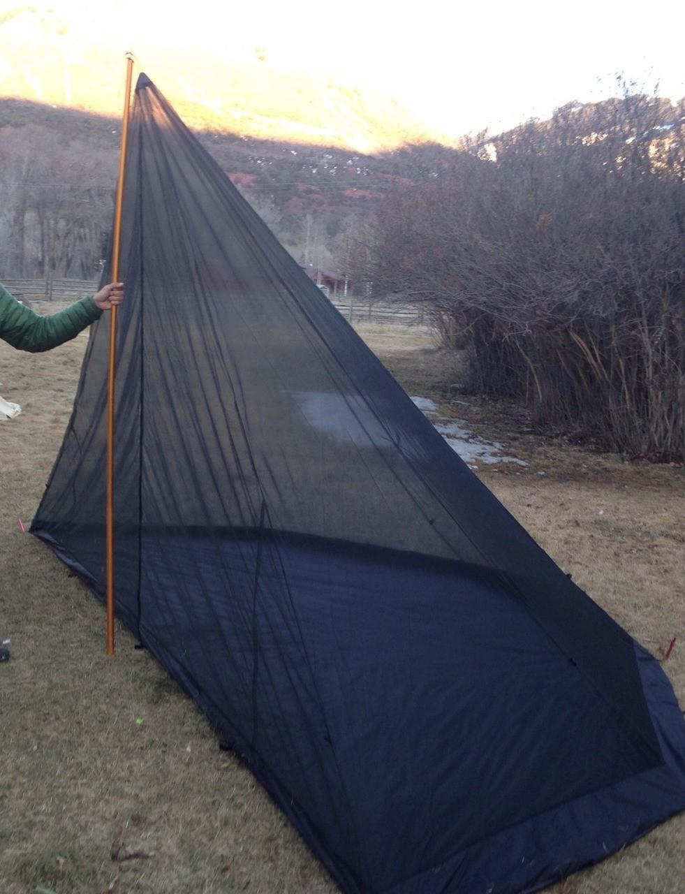 6 Person Half Nest / Inner Tent & 6 Person Half Nest / Inner Tent - Seek Outside