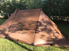 Lilu0027 Bug Out Shelter - Base - Tarp - Vestibule & Tipi Tents by Seek Outside and Ultralight Pyramid Tents