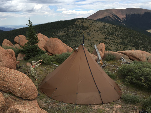 12 Person Lightweight Tipi