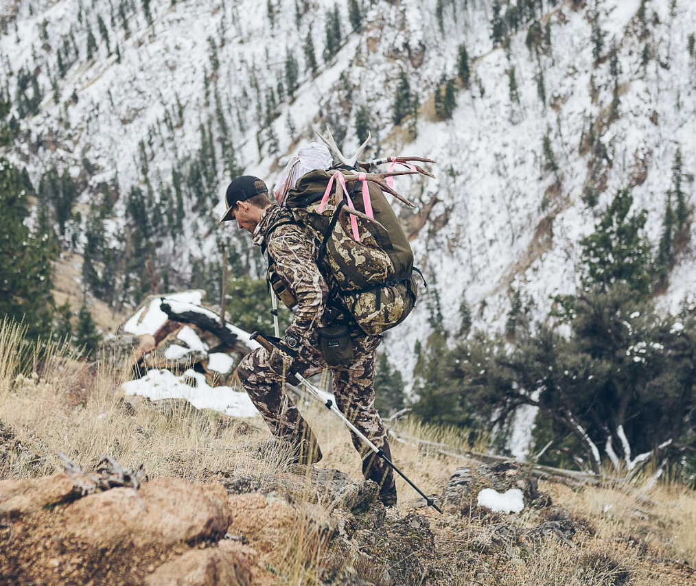 Hunting Backpack Fit