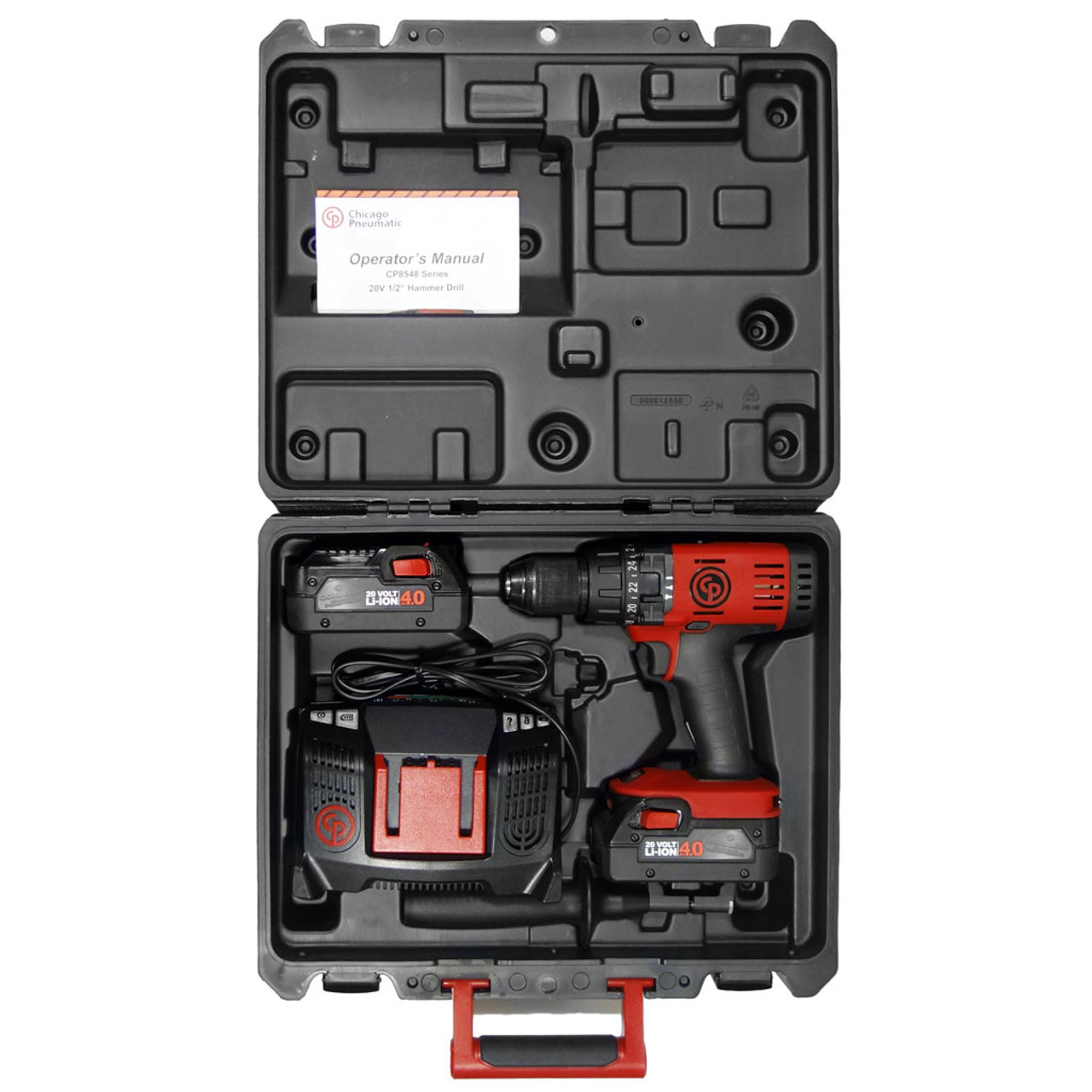 Cp8548 Pack Cp Chicago Pneumatic 8941085481 1 2 Hammer Drill Wiring Diagram Driver On Sale