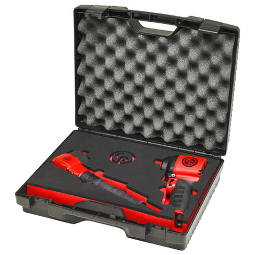 """CP7727 - CP7732C  3/8"""" Air Impact Wrench by Chicago Pneumatic"""