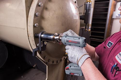 "Ingersoll Rand QXC2PT500VNPS12 Precision Cordless Torque Multiplier Tool | 3/4"" Drive | 74-369 ft.lbs. | 20V | Haz Tool"