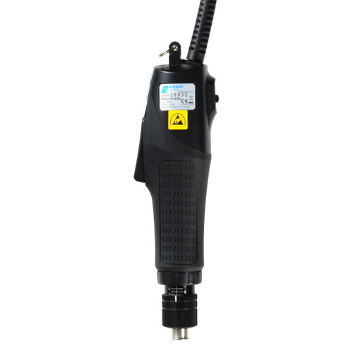 """Delta Regis CESL810S-ESD Brushless Electric Screwdriver   0.2-3.1 in.lbs (0.02-0.35 Nm)   500/350 rpm   1/4"""" Hex"""