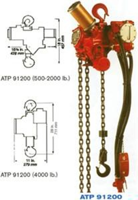 ATP 91200-MC Air Hoist (ATP 91200-MC)