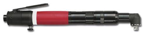 "Desoutter SD130-LB600-R90-A10S Angle Head Screwdriver | Non Shut-Off 3/8"" output | 600 rpm | 1463574"