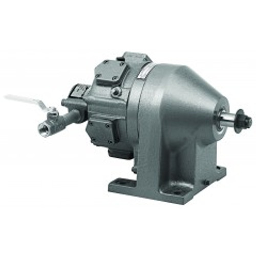 Cleco MA2R355M Radial Piston Air Motor | 1.5 hp | 240 rpm