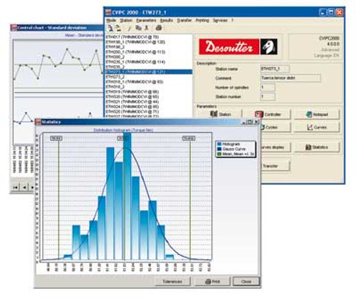 CVI PC2000 standard 1 install by Desoutter - 6159275220