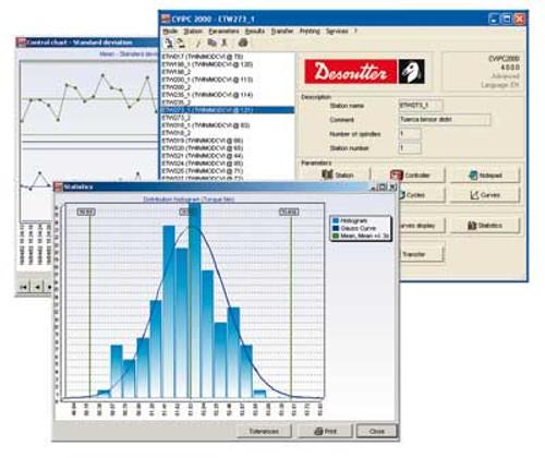 CVI PC2000 standard 25 install by Desoutter - 6159275370