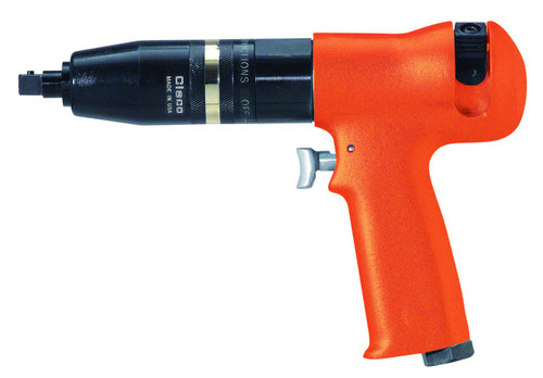 "88RSATP-7C-3 Pistol Torque Shutoff Screwdriver | 15 to 95 in.lbs. | 550 rpm | 3/8"" Square Drive 