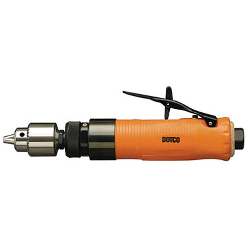 "Dotco Inline Drill  15LF086-38   0.4 HP   1/4"" Drill Diameter Capacity"