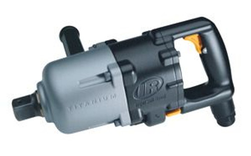 "Ingersoll Rand 3940B1Ti Titanium Super Duty Impact Wrench - 1"" - Inside Trigger D-Handle - 2500 ft. lbs."