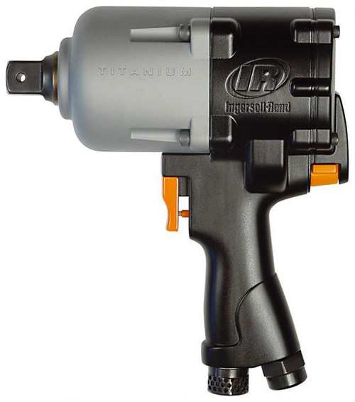 "Ingersoll Rand 3940P2Ti Titanium Super Duty Impact Wrench - 1"" - Pistol Grip - 2500 ft. lbs."