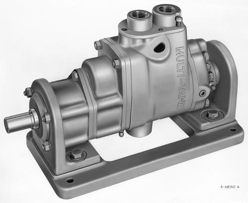 Ingersoll Rand 22N51-W/RC MOTOR