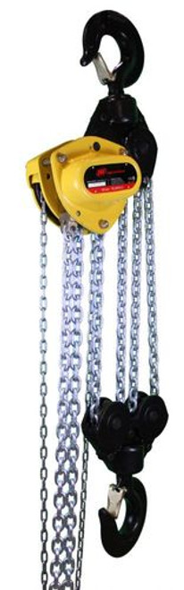 Ingersoll Rand KM050-30-28 | 1/2 Ton Manual Chain Hoist | 30 Ft. Lift | AirToolPro | Main Image